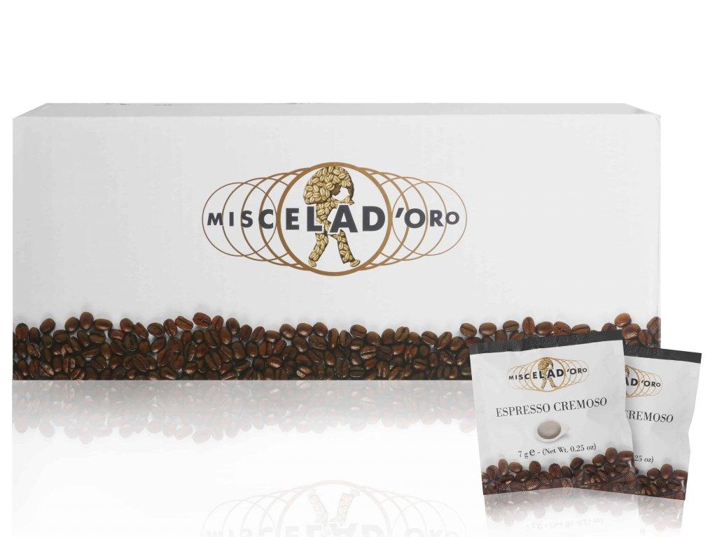 Miscela D Oro Espresso Cremoso ESE Pads 150