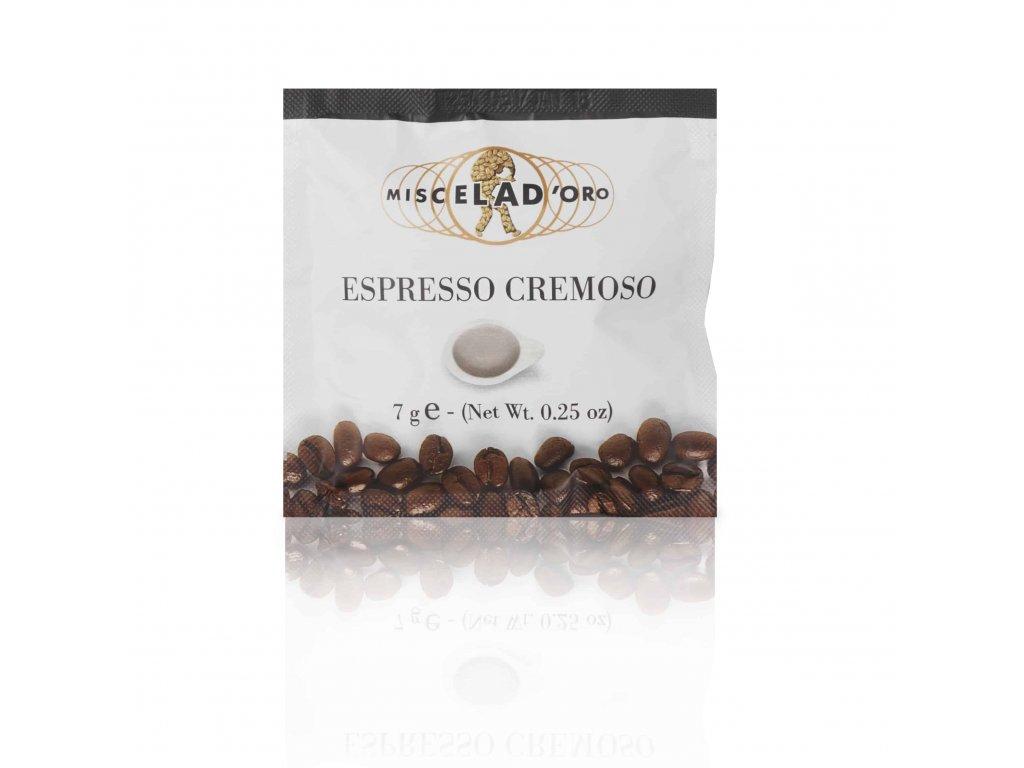 Miscela D Oro Espresso Cremoso ESE Pad front