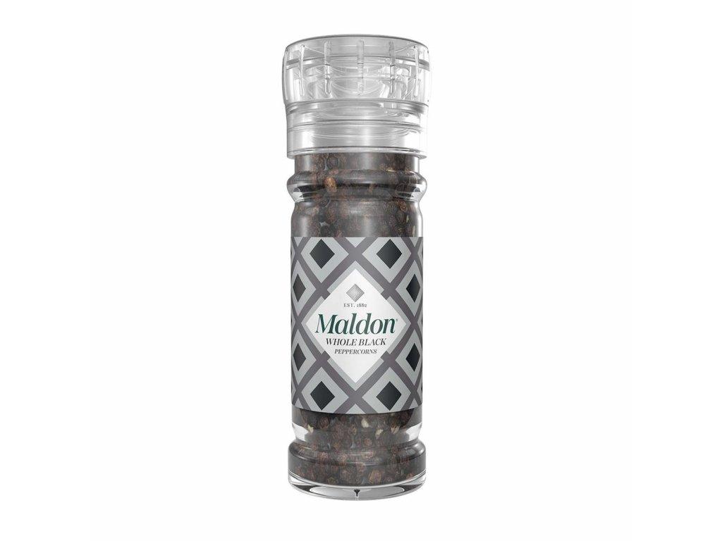 MA06 Maldon černý pepř s doplňovacím mlýnkem 50g