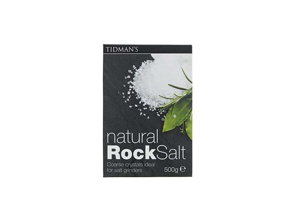 MA09 Maldon Tidman´s přírodní kamenná sůl 500g
