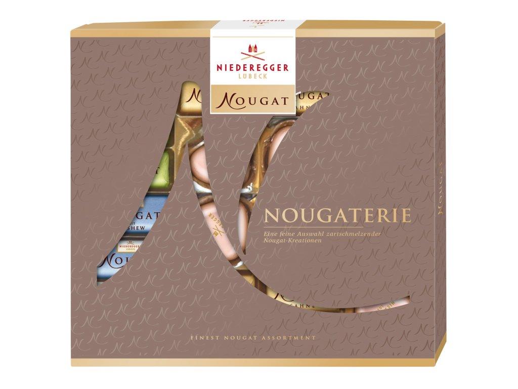 NDG67 Niederegger nugátová kolekce Nougaterie 320g