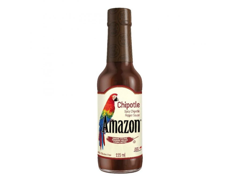 AM04 Omáčka Chipotle Amazon 165ml
