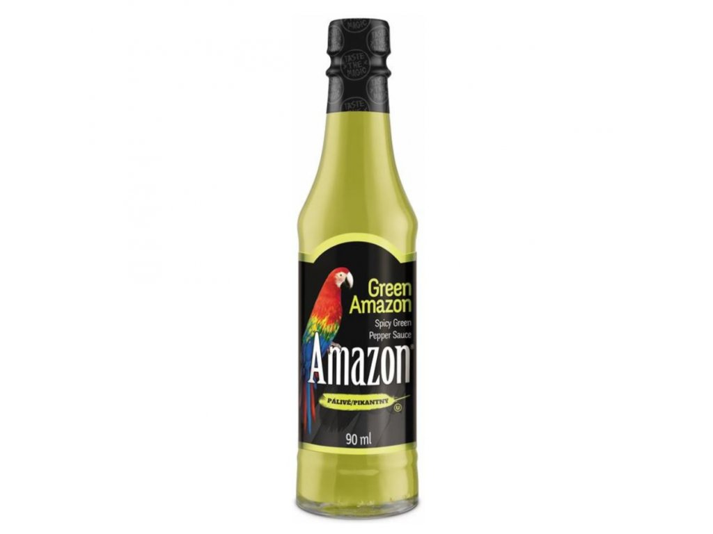 AM05 Omáčka zelená Amazon 165ml min