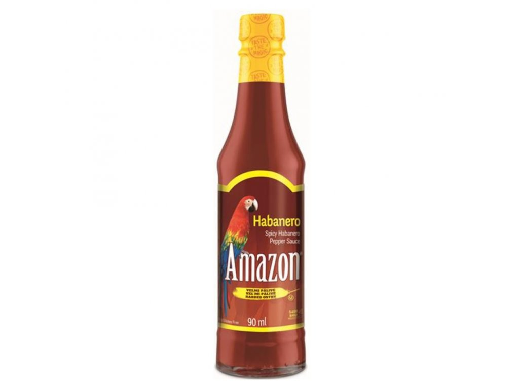 AM06 Omáčka Habanero Amazon 165ml