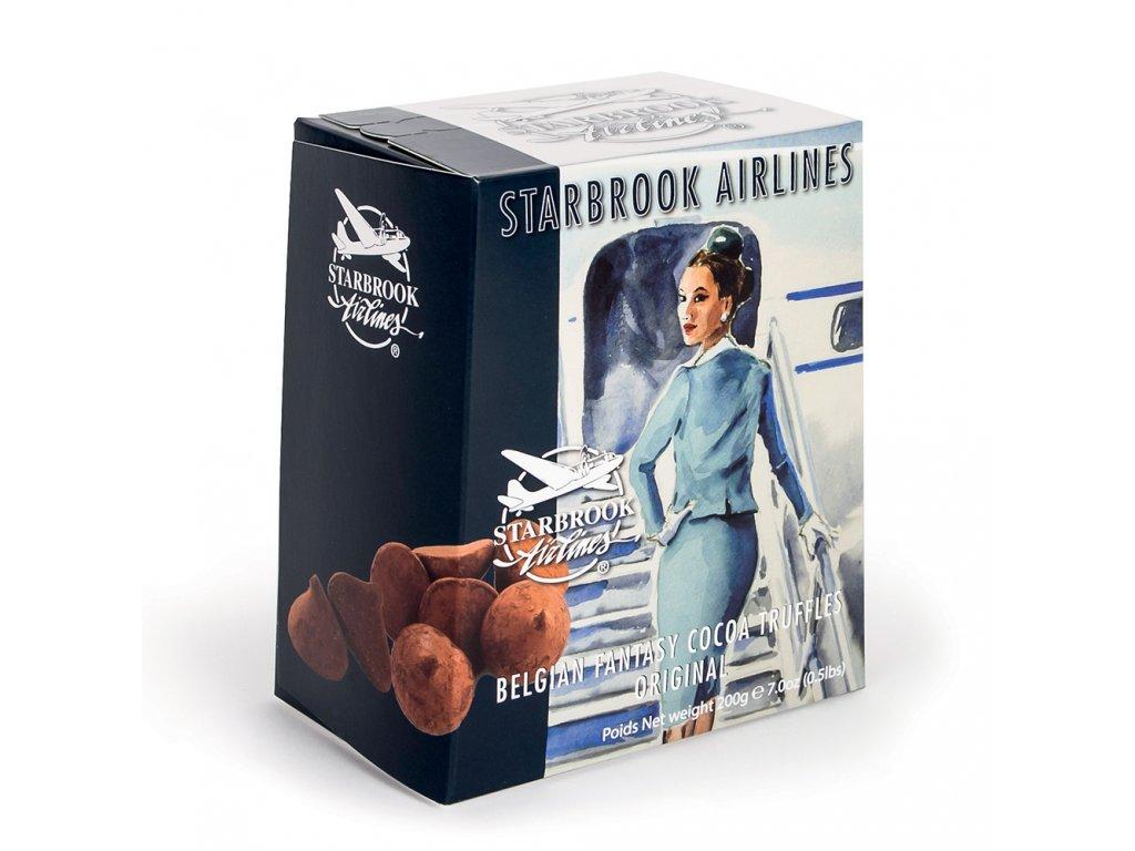 ST20 Čokoládové lanýže Starbrook Airlines 200g
