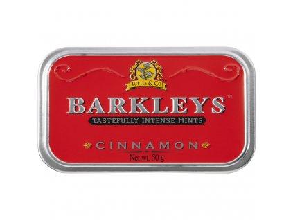 BA05 Skořicové bonbóny s mátou Barkleys 50g