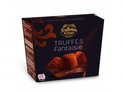 CH03 Francouzské čokoládové lanýže original Truffettes de France Chocmod 200g