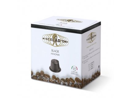 black capsule nespresso compatibili