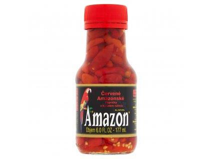 AM08 Papričky červené Amazon 177ml min