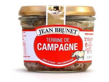 JB01 Farmářská terina Jean Brunet 180g