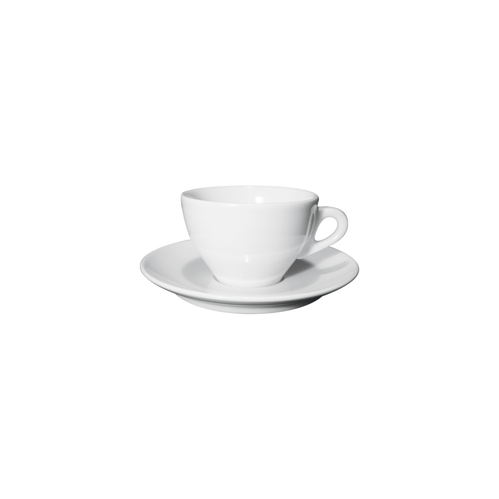 25814 Torino šálek na čokoládu, caffélatte s podšálkem 1