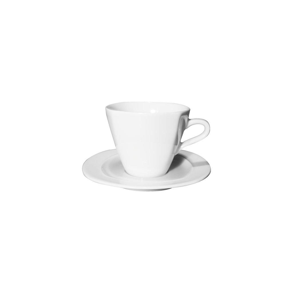24061 Oggi šálek na kapučíno, čaj s podšálkem Oggi 1