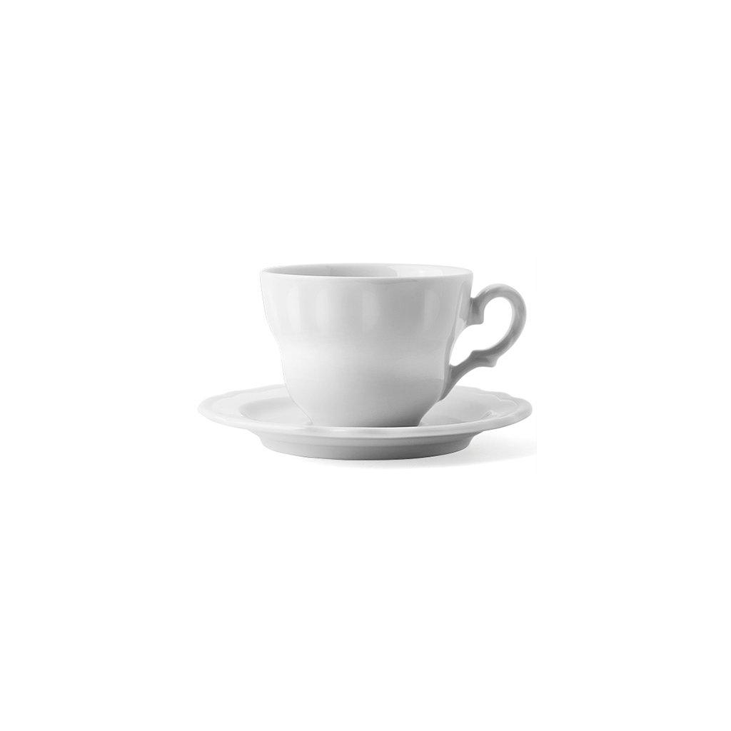 8309 Vienna Classica šálek na kapučíno, čaj s podšálkem Vienna 1