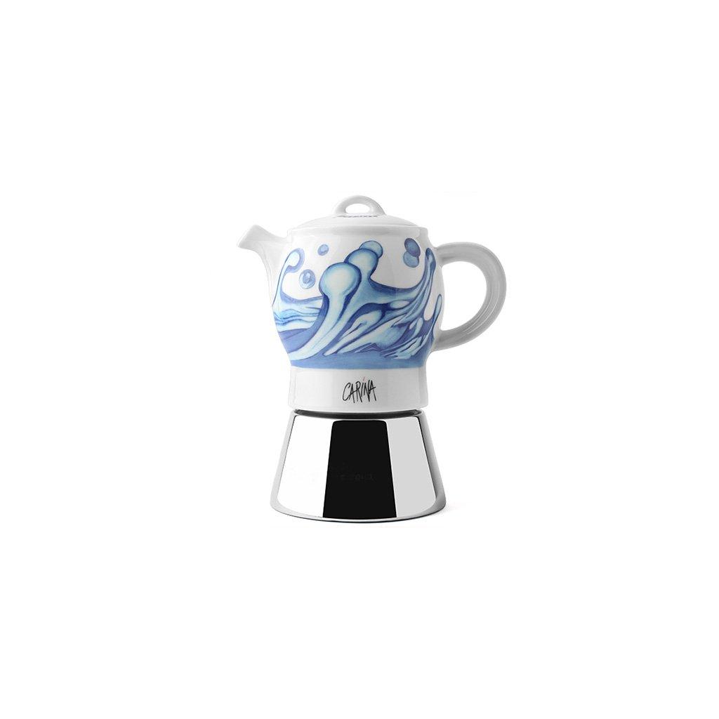 32543 Preziosa moka kávovar na 4 porce 1