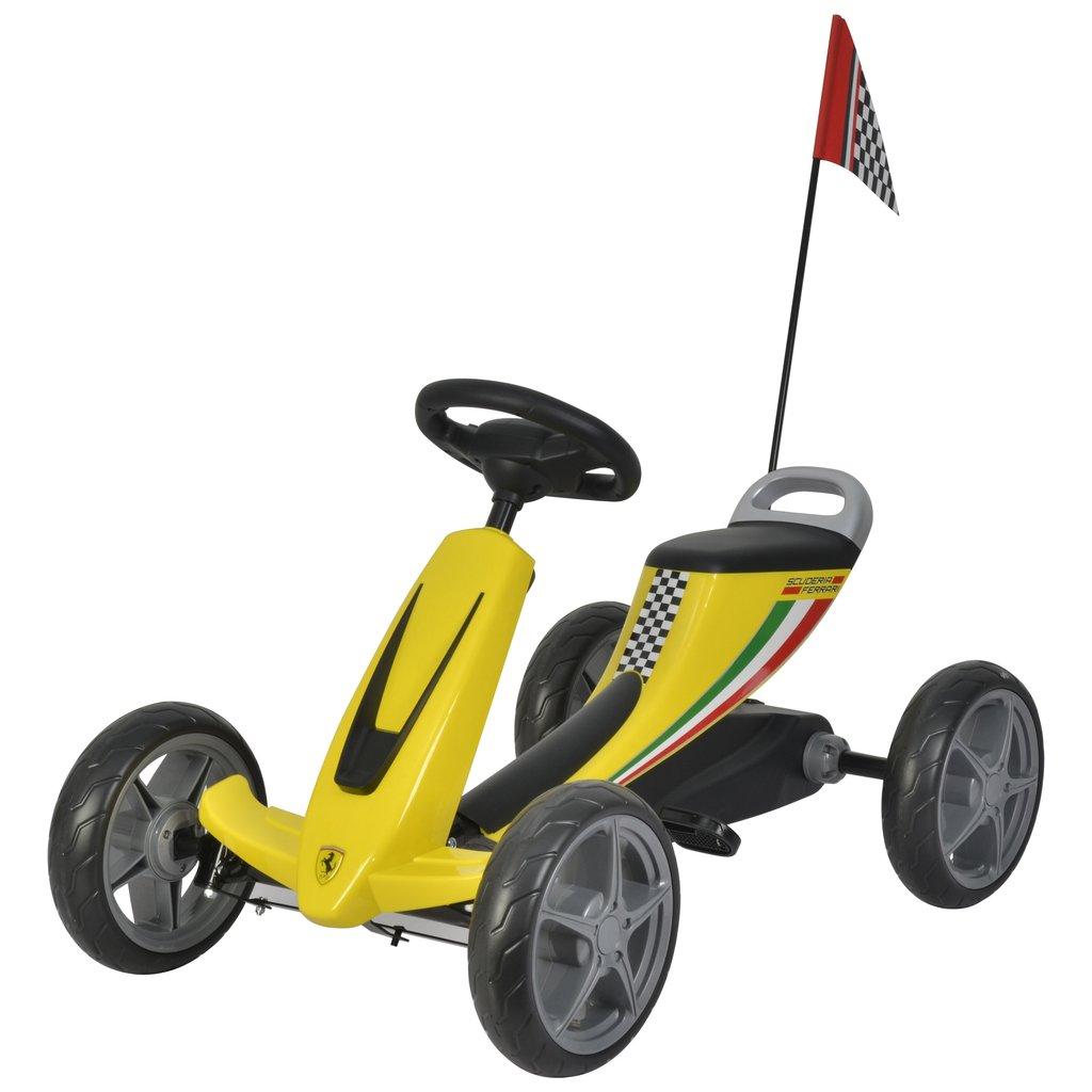 BPT 2002 Ferrari Go Kart BUDDY TOYS