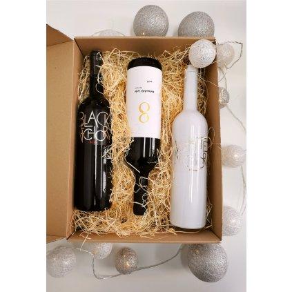 """Dárkový balíček ,,Vášnivý vinař """""""