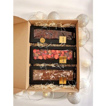 """Dárkový balíček ,,Vášeň pro čokoládu"""""""