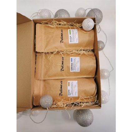 """Dárkový balíček ,,Vášeň pro kávu"""""""