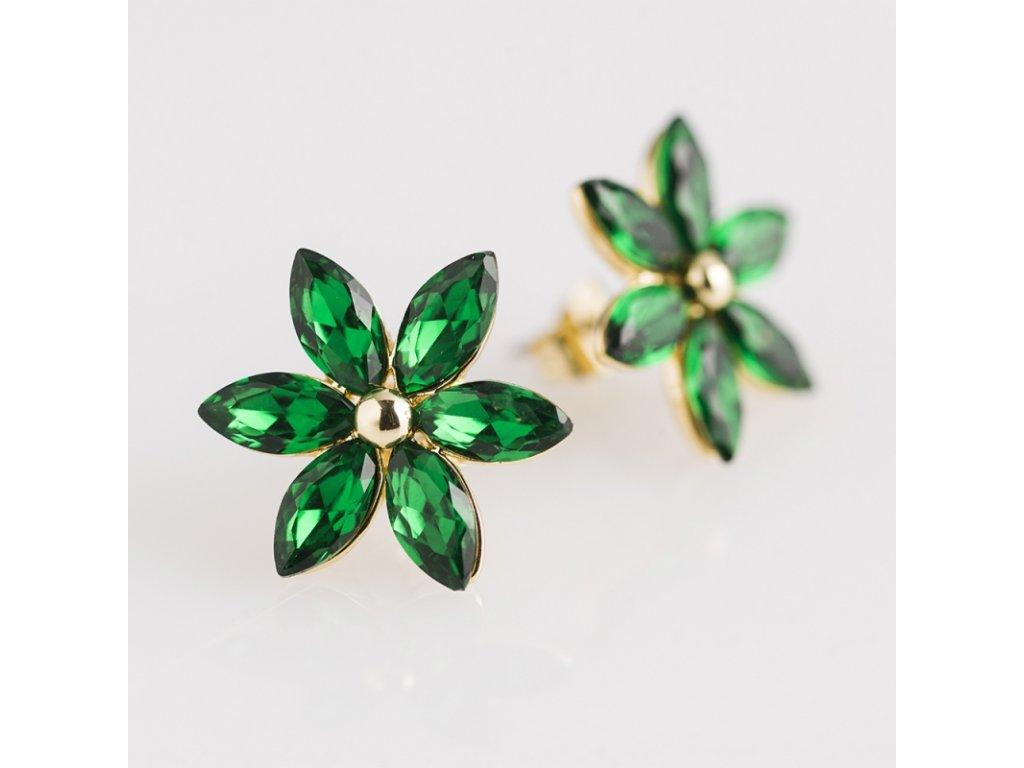 delishka petra toth zelene kvety vtaca 2