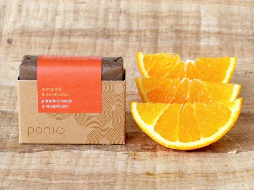 delishka ponio mydlo pomaranc