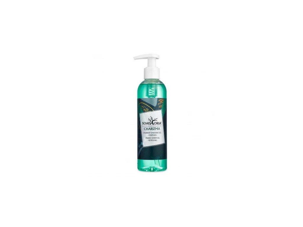 delishka soaphoria charizma organicky sprchovaci gel