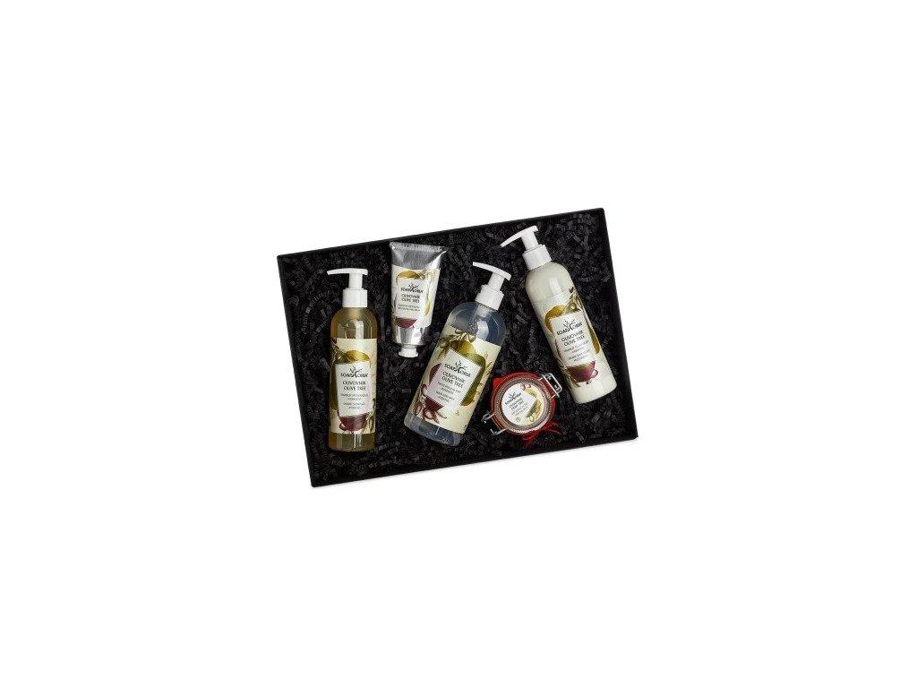 delishka soaphoria krabicka olivovnik