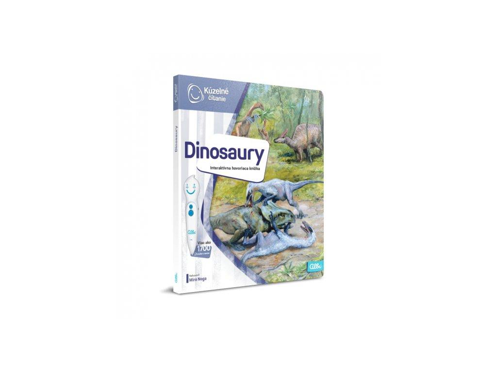 delishka kuzelne citanie dinosaury