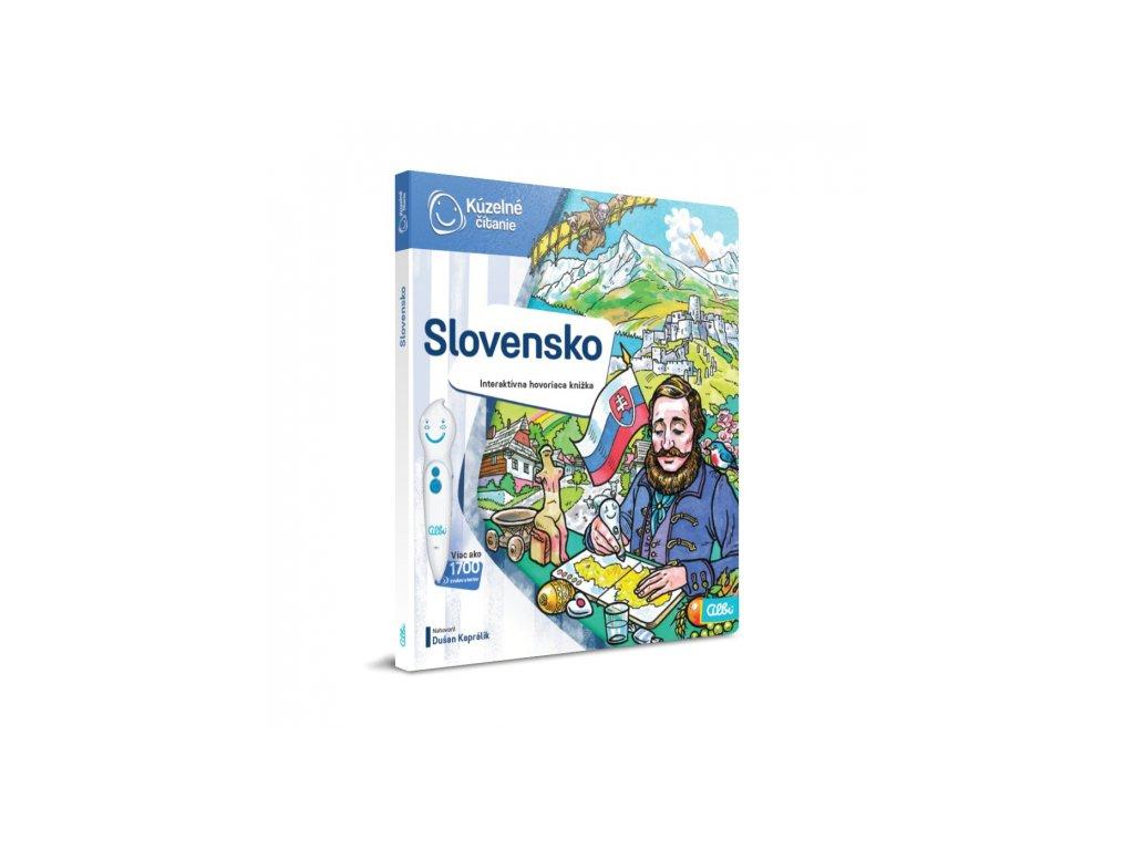 delishka kuzelne citanie slovensko