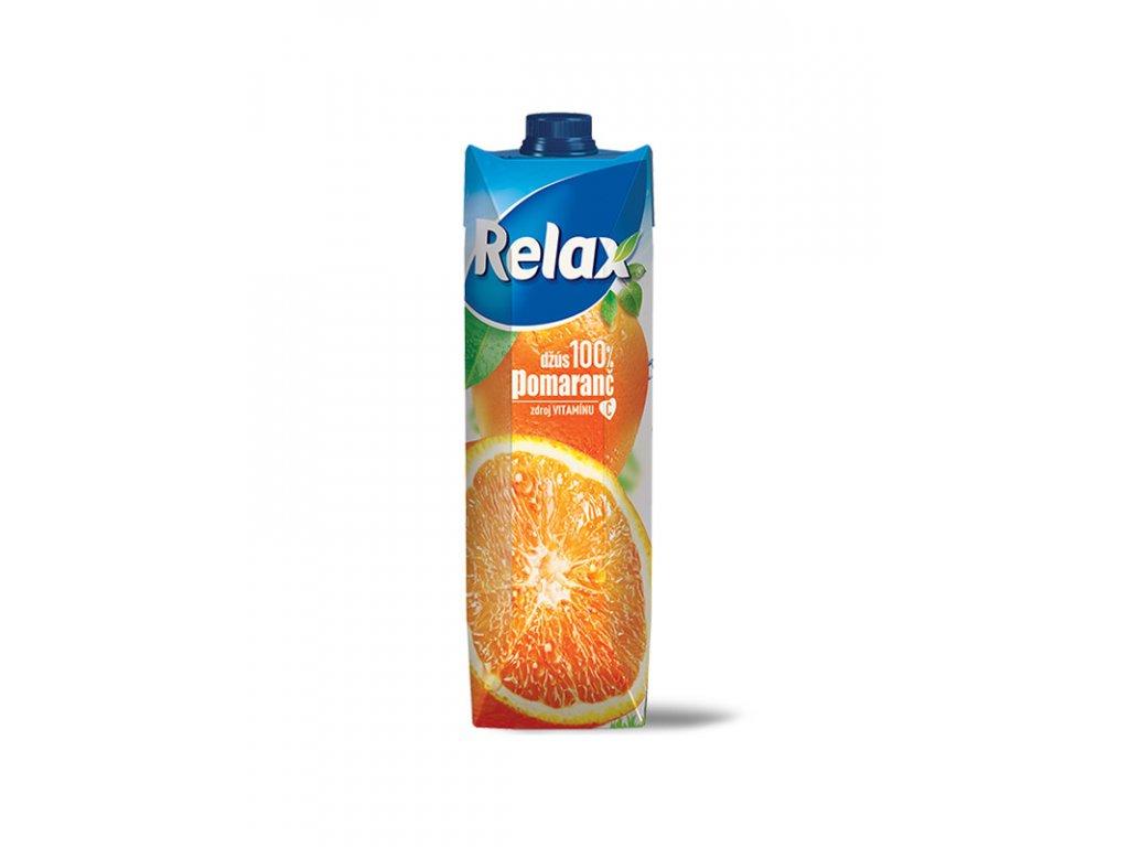 relax dzus pomaranc