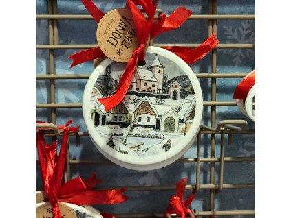 delishka nekupto keramicka ozdoba dedina