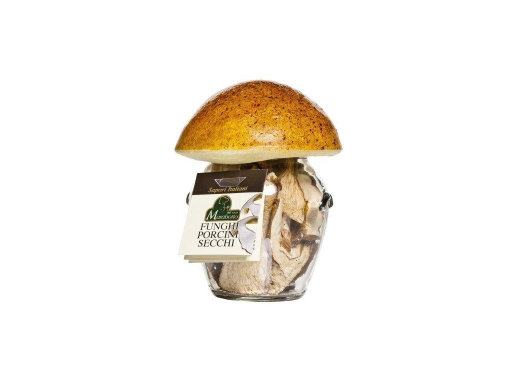 houba sušené
