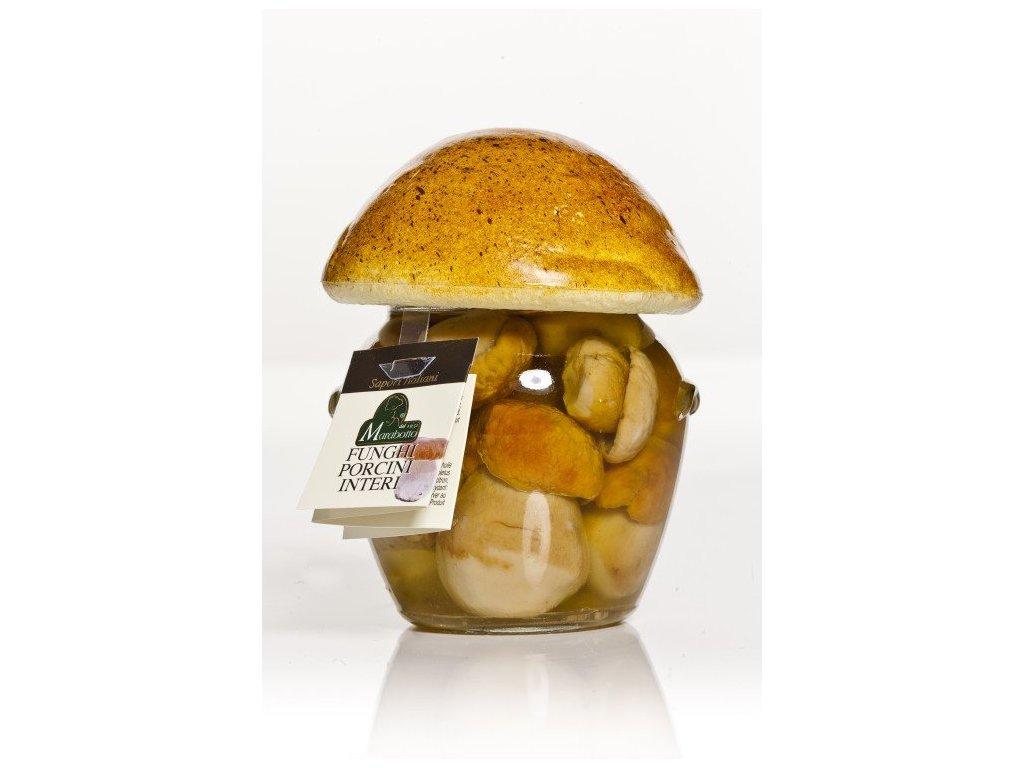 houba hřiby