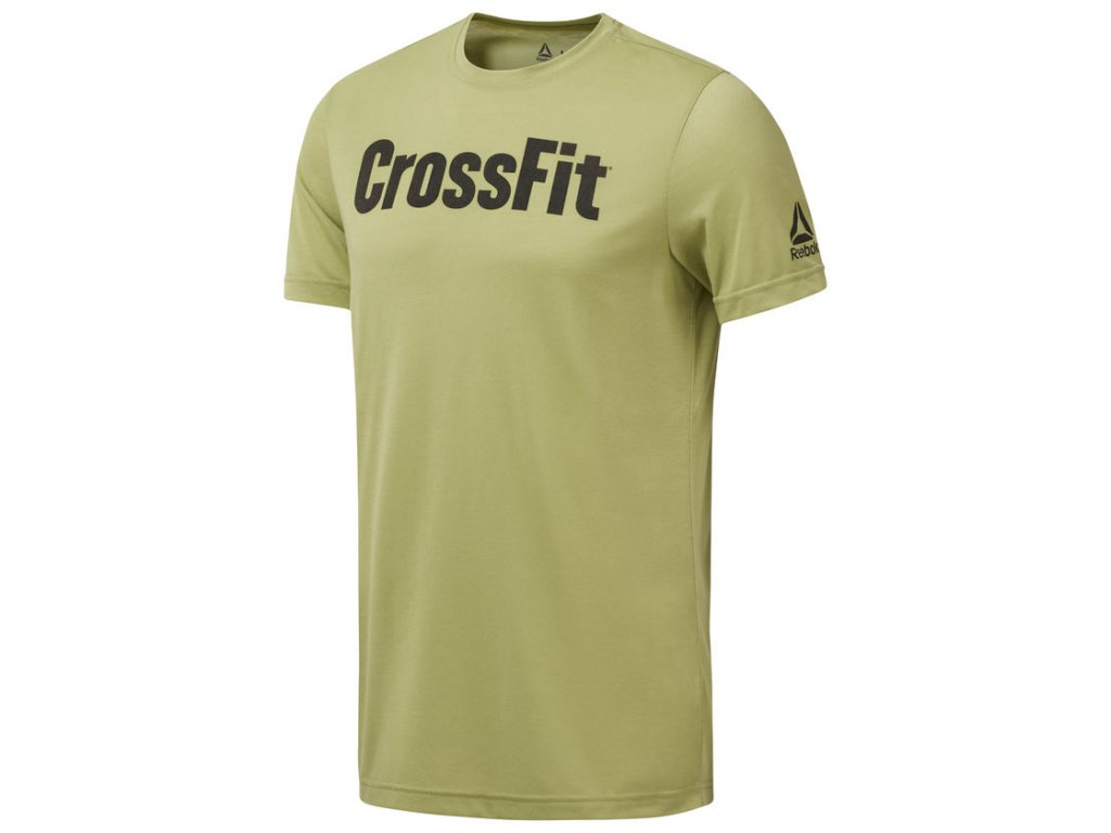 cca9df4110ae Reebok CrossFit® Pánske tričko F.E.F DH3705 - Deltastore