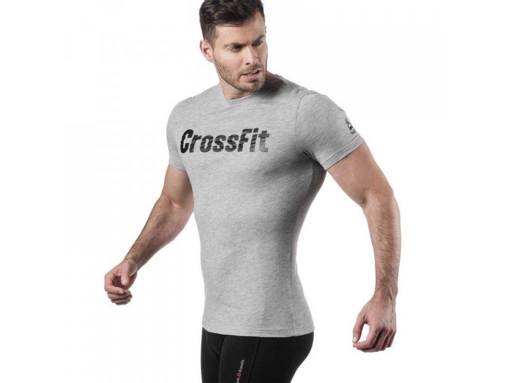 f5d9f77e514 Reebok CrossFit® Pánske tričko F.E.F DP6220 - Deltastore