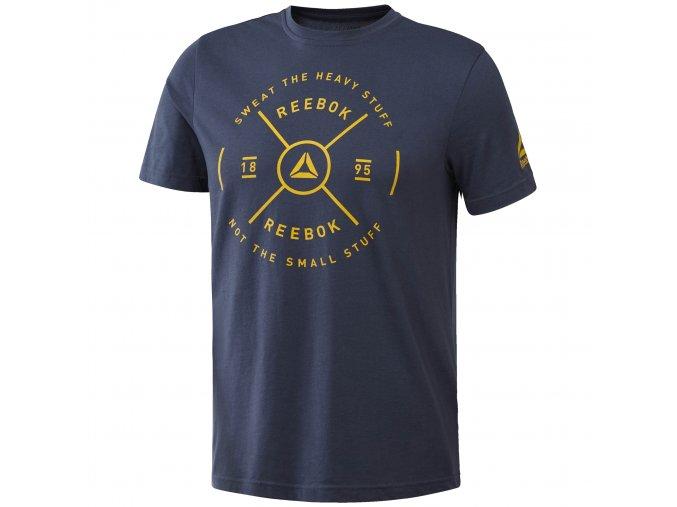Reebok CrossFit® Pánske tričko BQ8272