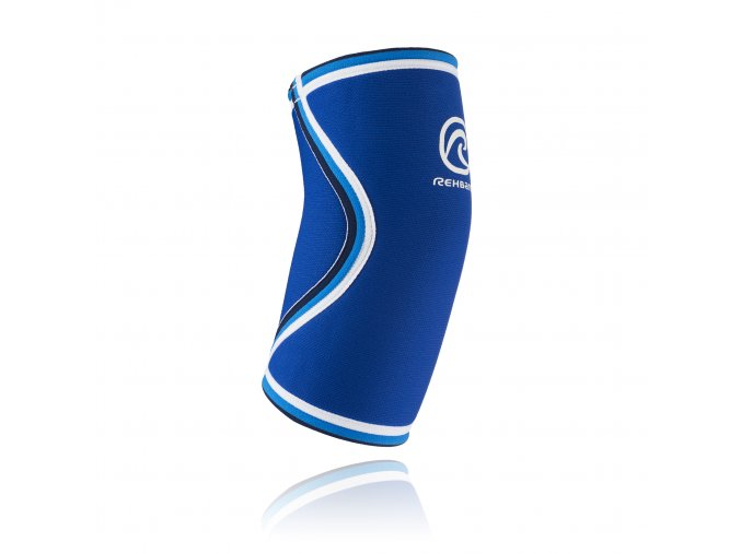 7081 Rehband Blue line elbow support High res Side