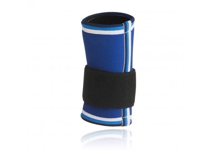 7080 Rehband Blue line wrist support High res Back