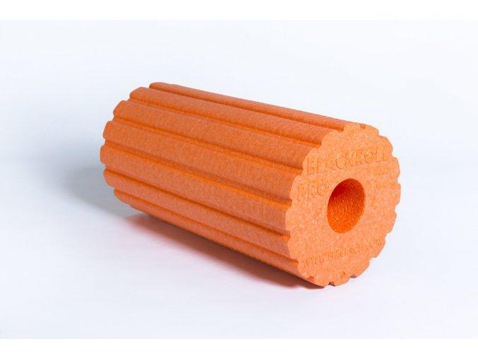 BLACKROLL PRO Masážny valec vrúbkovaný oranžový