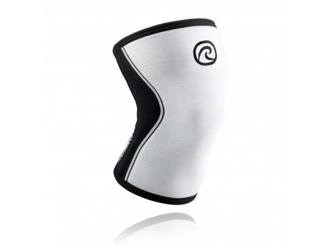 105301 01 rx knee sleeve white 5mm front