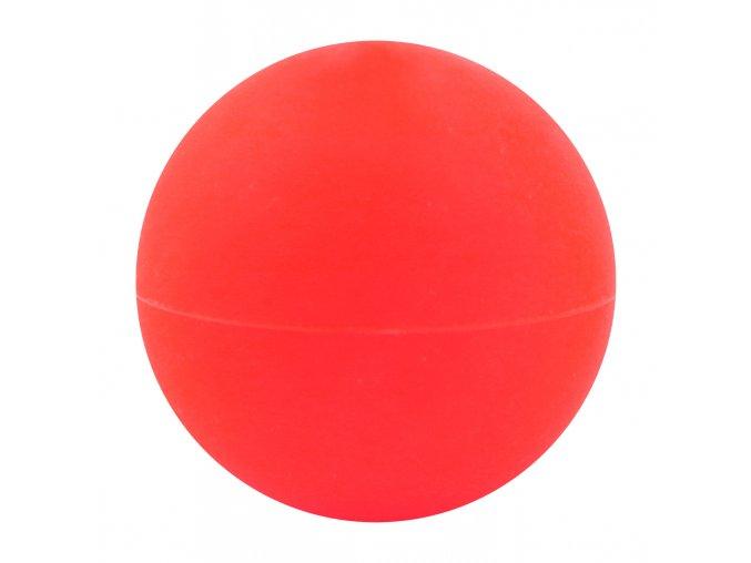 Lakrosová loptička DELTAFIT červená