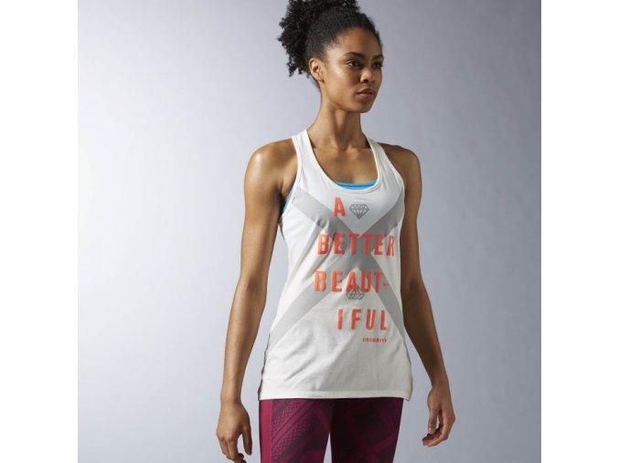 Reebok CrossFit® Dámske tielko AY1005