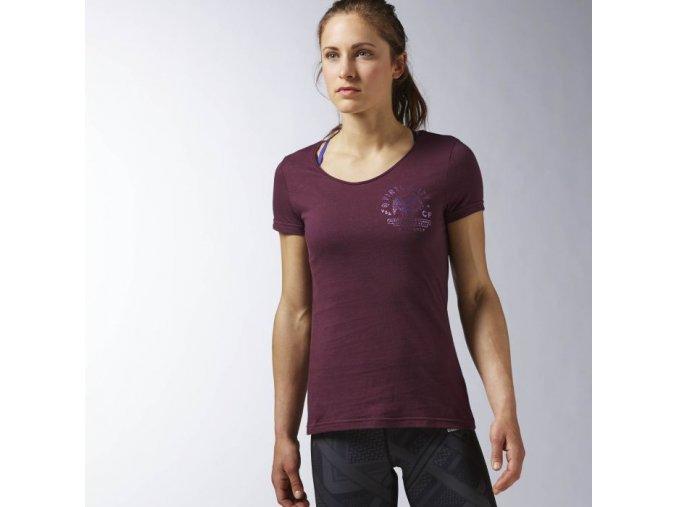 Reebok CrossFit® Dámske tričko EAGLE AP9634