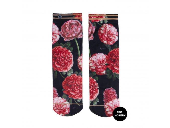 Dámske ponožky XPOOOS Tulipa 70155