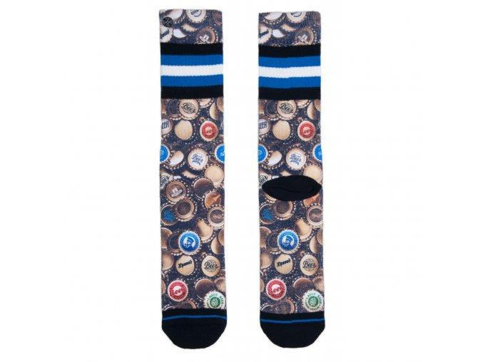 Pánske ponožky XPOOOS Beercaps 60158
