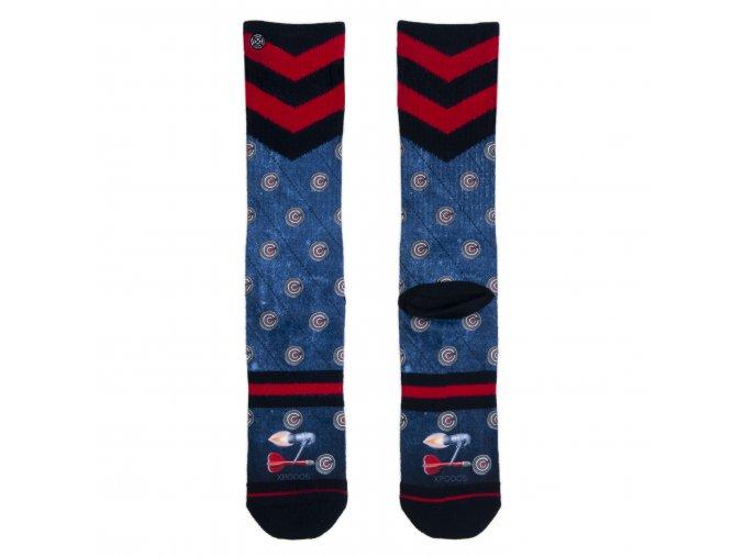 Pánske ponožky XPOOOS Barney 60160