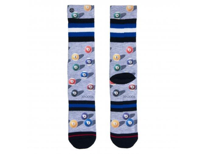 Pánske ponožky XPOOOS Billiard 60161