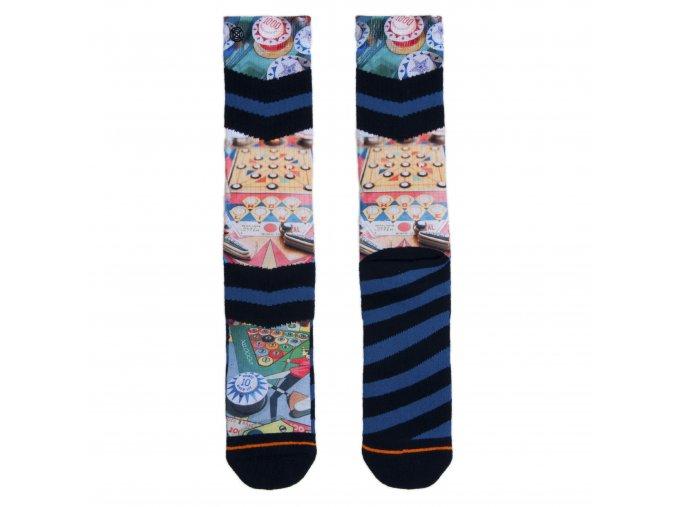 Pánske ponožky XPOOOS Pinball 60167