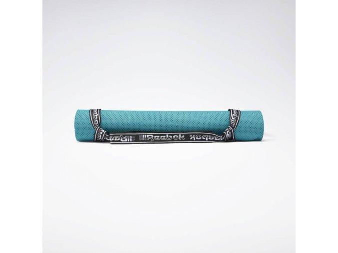 treninkova podlozka yoga mat tyrkisova fl5352
