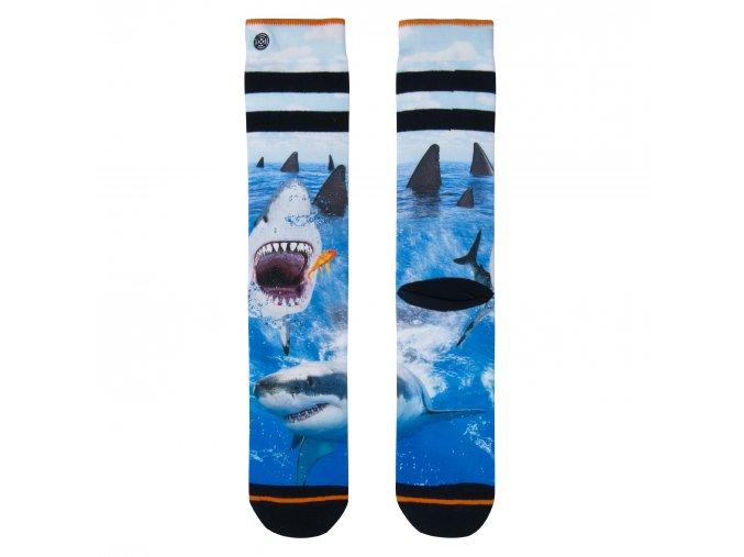 Pánske ponožky XPOOOS Shark 60175 20