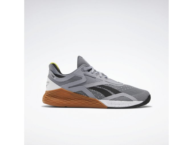 Reebok Nano X Shoes Grey EF7291 01 standard